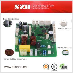 Bidé automático rígido de circuito impreso PCB Asamblea