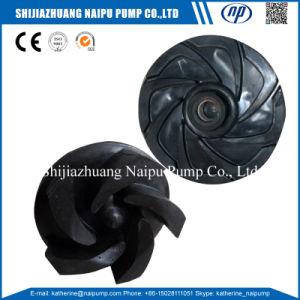 B15127R55 Pequeña papilla de caucho natural de la bomba impelente