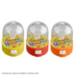 La formation de basket-ball de la machine de développement des enfants de jouets de décompression de tir de basket-ball