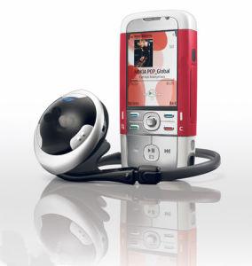 Telefono mobile bollato (5700)
