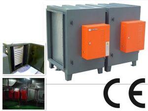 Unidades de purificação do ar para a coleta de óleo de cozinha Kitchen & purificação de Graxa