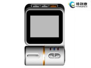 Portátil GPS externo Full HD 1080p 5,0 Mega Pixels Carro Caixa Preta com visor 2.0TFT e controle remoto