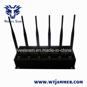 6 Plásticas todos os telecomandos Jammer & FR Jammer (315/433/868/915MHz)