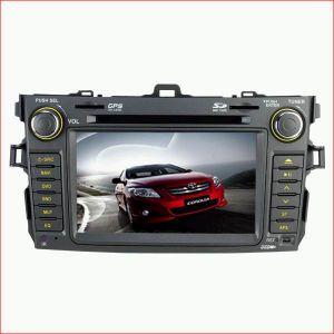 7  2 - 소음 Touchscreen 차 DVD 플레이어 붙박이 GPS 기능 Bluetooth