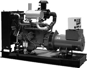 1500kva Deutz Powered Diesel Generator Set