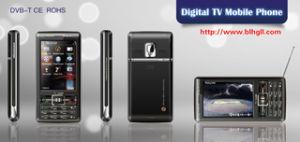 クォードバンドISDB-TデジタルTVの携帯電話(CT28)