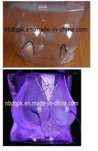 Gelo plástico Luge Molde por parte