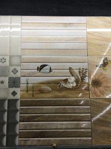 3D Tegel van de Muur van de Tegel van de Badkamers van Inkjet Azulejos Pisos Ceramicos Ceramische