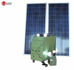 Portable Solar Charger System 10W (ST--010)