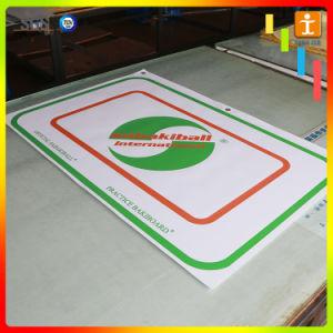 昇進(TJ-41)のために旗を広告する屋外PVC屈曲の旗