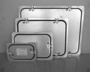工場長方形ダクトアクセスドアのための卸し売り換気のアクセスパネル