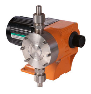 Mechanische Membranpumpe (DPMWS (rostfrei))