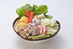 100 % de la mélamine Dinnerware-Plate avec des cercles à l'Intérieur/plaque de mélamine (CS838)