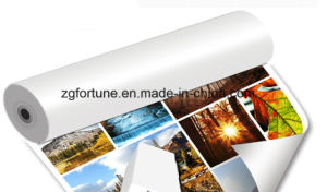 工場価格の印刷できるロールRCはキャンバスの写真のペーパーを防水する