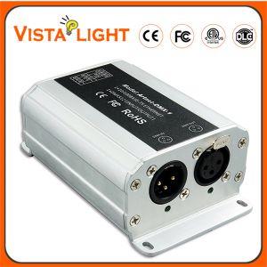 Des DMX512/Artnet Ausgangssignal-LED Dimmer Controller-der Stromversorgungen-LED