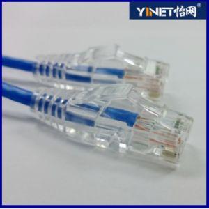 28AWG Cable de conexión Cable de red Categoría 6