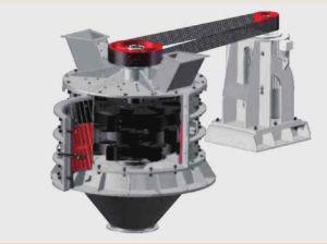 Frantumatore a urto verticale complesso di serie di Pfl (PFL1000III)