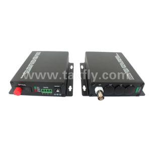 1台のチャネルの光トランスミッタおよび受信機