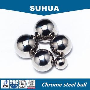 G100 10mm52100 AISI bolas de acero cromado para catapultar la bola