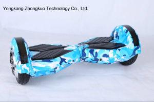 E-Motorino abbondante di Hoverboard del coperchio duro di plastica elettrico del pattino della rotella 8inch 2