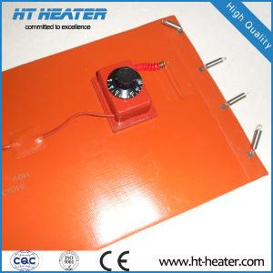 適用範囲が広いシリコーンの印字機のヒーターパッド
