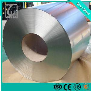 Dx51d bobinas de acero galvanizado en caliente