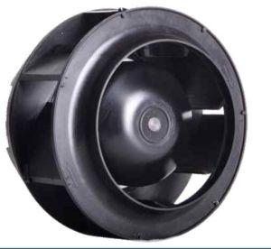 133mm Ce moteur de soufflante Brushless courbe descendante industriel Ventilateur centrifuge