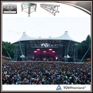 コンサートの段階のトラス屋根のおおいが付いているアルミニウム屋根のトラスシステム