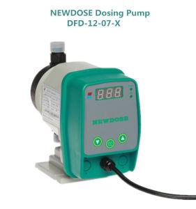 Newdoseの水処理の化学投薬ポンプ
