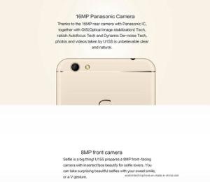 cellulaire Oukitel U15s Slimme Telefoon 5.5  4G FDD Smartphone Movil