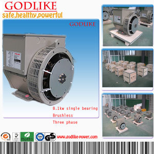 Goedkope AC van de Macht van Prijzen 8.1kVA Kleine Alternator met Uitstekende kwaliteit