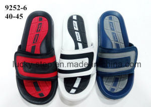 Tres colores de hombre zapatos estilo deportivo