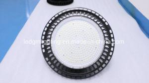 Indicatore luminoso impermeabile della baia del UFO 100W LED dell'indicatore luminoso del lavoro dell'UL Dlc 120lm/W LED alto