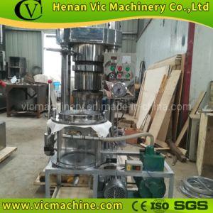 De hydraulische Machine van de Pers van de Olie met VacuümFilter
