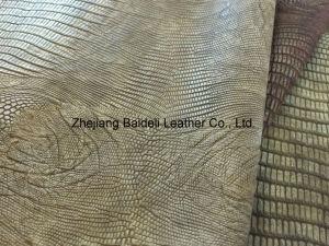 Шаблон Lizard PU кожа для леди мода ЭБУ подушек безопасности/Wallet/дамской сумочке/Shouldbag