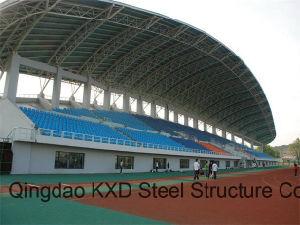 Costruzione prefabbricata della struttura d'acciaio della costruzione chiara prefabbricata del metallo
