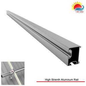 Прочный штампованный алюминиевый профиль для крепления солнечной энергии (XL011)