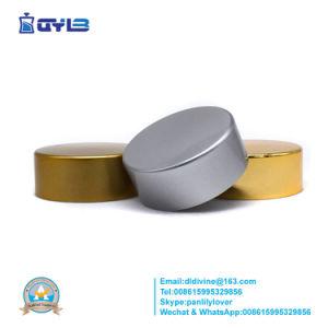 La Chine Factory Direct couvercles recyclables imprimés des capsules en aluminium Les bouchons à vis en métal