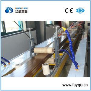 Comité WPC die Decking Machine maken