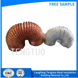 La lámina flexible de alta calidad Aluminumm tubos de ventilación