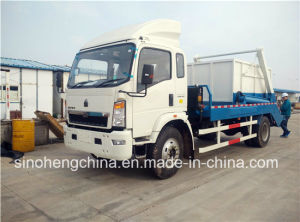 HOWO caminhão de lixo 6X4 16m3 caminhão de lixo do Compressor