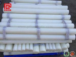 Witte Staaf Nylon6 met 1m Lengte