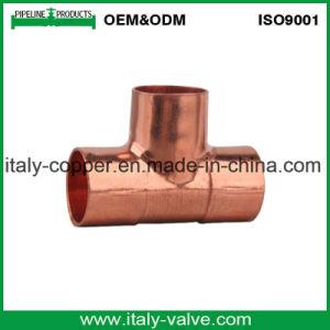 ISO9001 zugelassenes kupfernes gleiches T-Stück (AV8010)