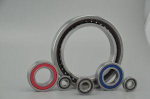 高精度の工作機械スピンドルのための角の接触の玉軸受