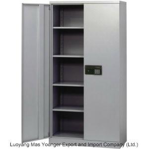 工場直売の両開きドアコードされたロックの金属の食器棚