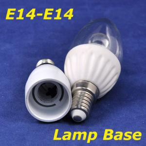 E14 zu E14 LED Lamp Converter Lingting Socket Lamp Holder für E14 LED Bulbs