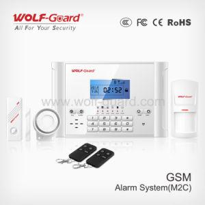 Android+Ios APP機能の情報処理機能をもった無線電信GSMのホームセキュリティーの防犯ベルのホーム侵入者アラーム