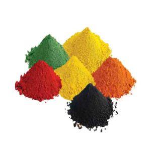 Oxyde van het Ijzer van het Pigment van de hoge Zuiverheid het Synthetische voor Beton en Verf