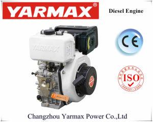 Yarmax 손 시작 공기에 의하여 냉각되는 단 하나 실린더 디젤 엔진 Ym170f 173f 178f