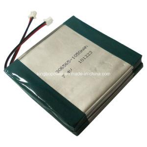 7.4V Polymer Lithium Battery per il lettore DVD di Portable (1050mAh)